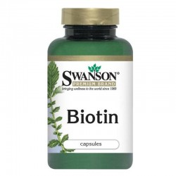 Swanson Biotin 5mg 30 tablet