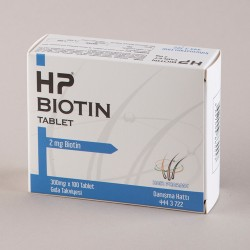 HP Biotin 2mg 100 tablet