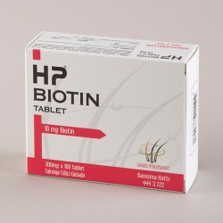 HP Biotin 10mg 100 tablet